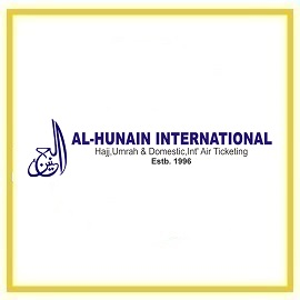 AL HUNAIN INT UMRAH & HAJJ SERVICES PVT LTD