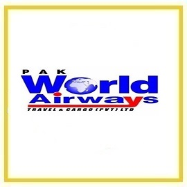 PAK WORD AIRWAYS TRAVEL & CARGO PVT LTD