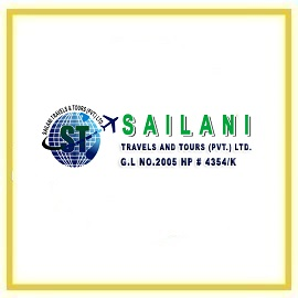 SAILANI TRAVELS AND TOURS PVT LTD
