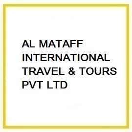 AL MATAFF INTERNATIONAL TRAVEL & TOURS PVT LTD