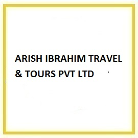 ARISH IBRAHIM TRAVEL & TOURS PVT LTD