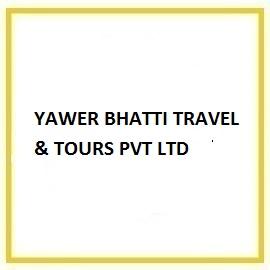 YAWER BHATTI TRAVEL & TOURS PVT LTD
