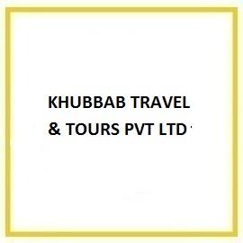 KHUBBAB TRAVEL & TOURS PVT LTD