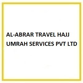 AL-ABRAR TRAVEL HAJJ UMRAH SERVICES PVT LTD
