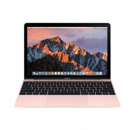"Apple Macbook 12"" Core i5 7th Gen 512GB Rose Gold (MNYN2)"