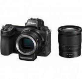 Nikon Z7 Mirrorless Digital Camera with 24-70mm Lens and FTZ Adapter Kit