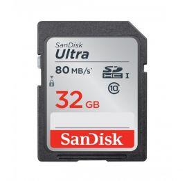 SanDisk 32GB Ultra UHS-I SDHC Memory Card