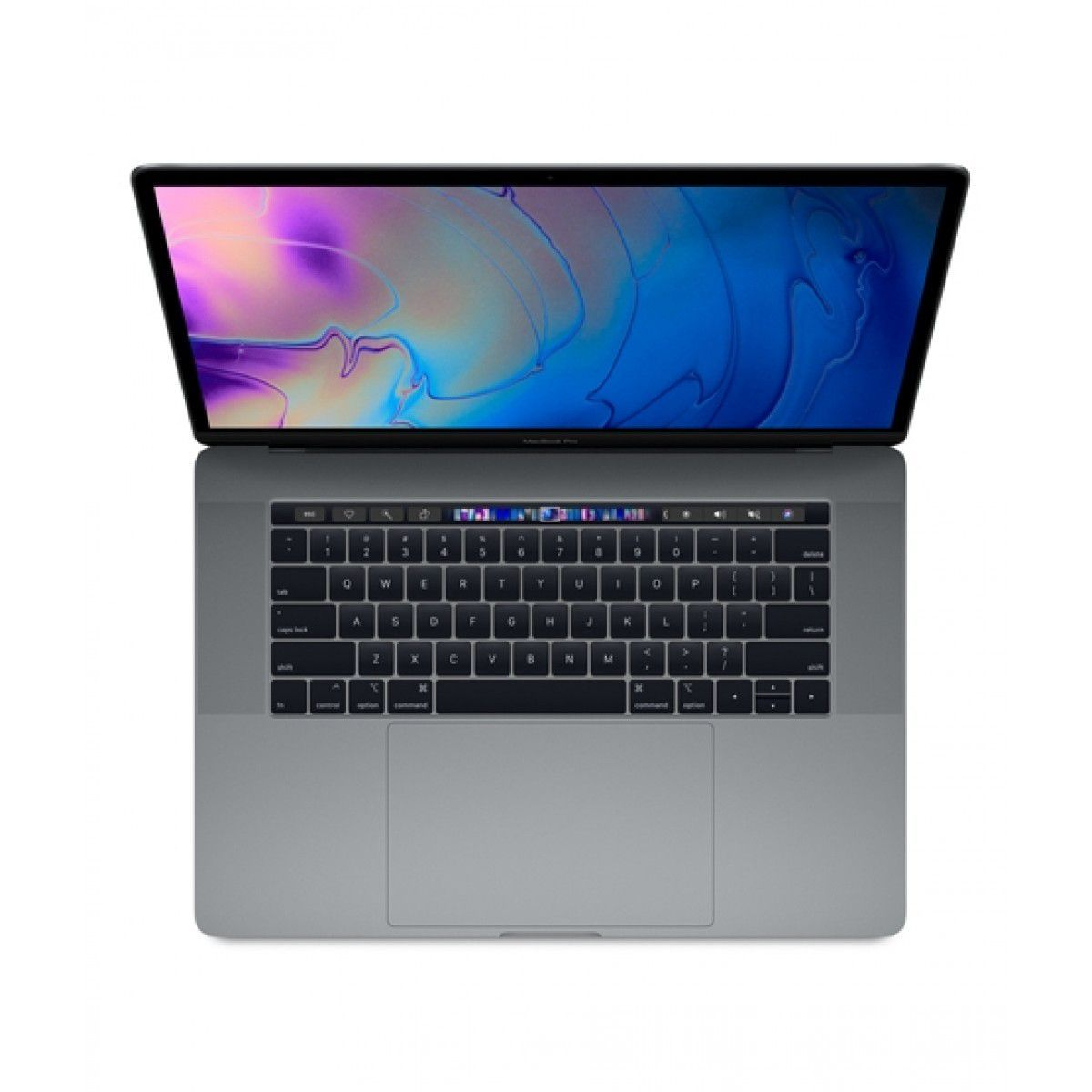 """Apple Macbook Pro 15"""" Core i9 With Touch Bar Space Gray (MV912)"""