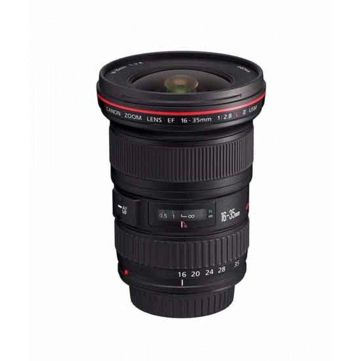 Canon EF 16-35mm f 2.8L II USM Lens