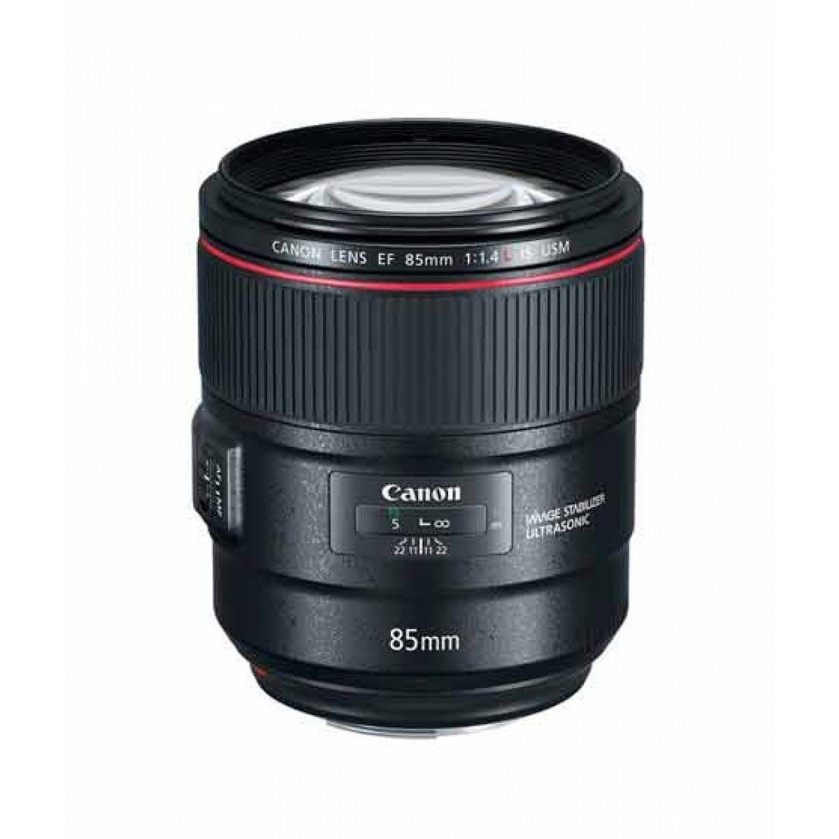 Canon EF 85mm f 1.4L IS USM Lens