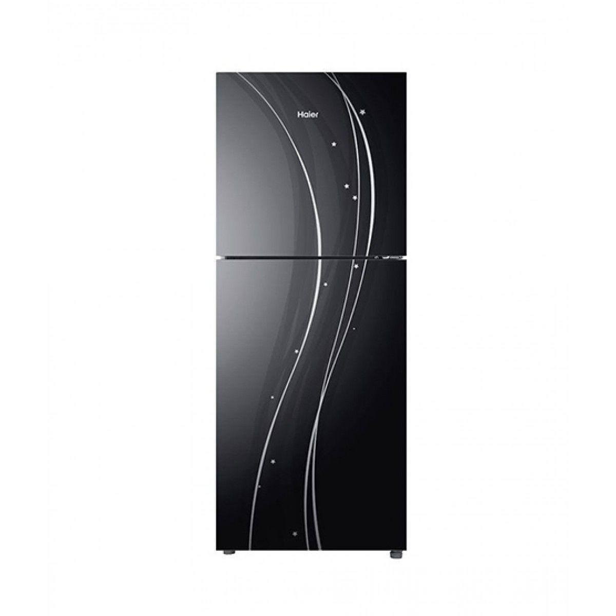 Haier HRF-246-EPB 7.5 Cu Ft Refrigerator