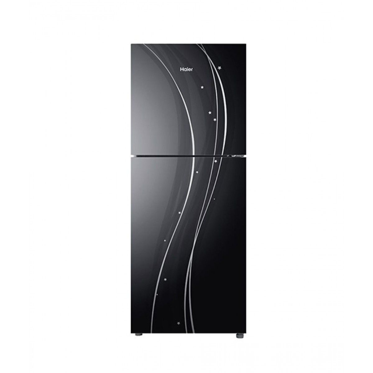 Haier HRF-306EPB 9.5 Cu Ft Refrigerator
