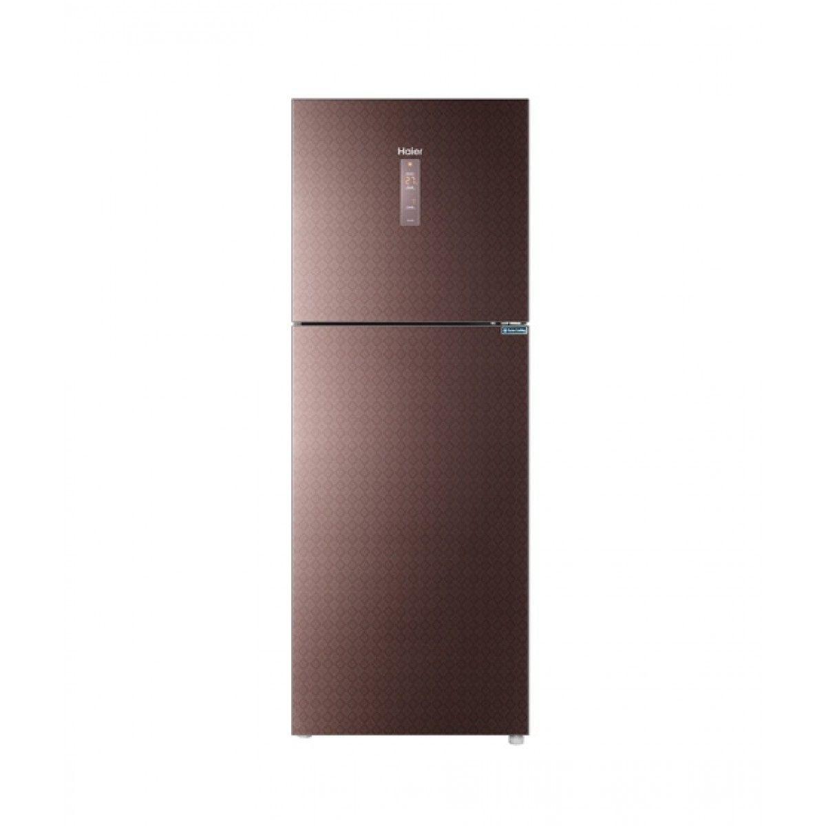Haier HRF-336TDC 11 Cu Ft Turbo Cooling Freezer-on-Top Refrigerator