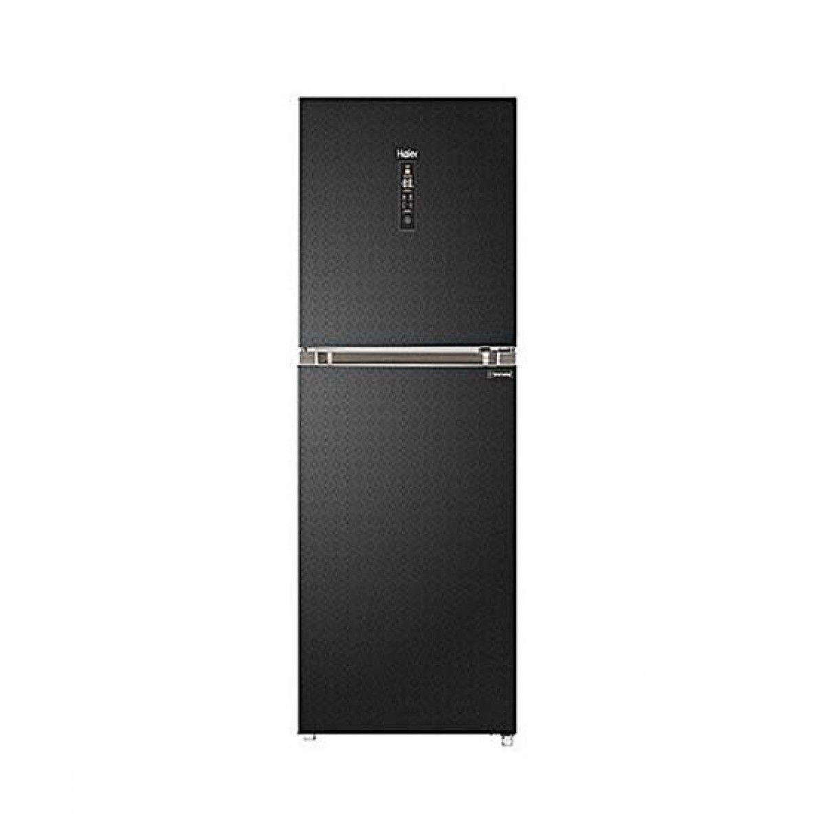 Haier HRF-438TDB 14 cu ft Refrigerator