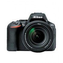 Nikon D5500 DSLR Camera with 18-140mm VR Lens