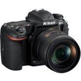 Nikon DSLR D500 with 16-80mm Lens