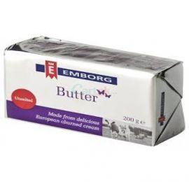 Emborg Butter UnSalted 200gm