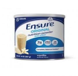 Ensure Original nutrition Powder vanilla flavor 397gm