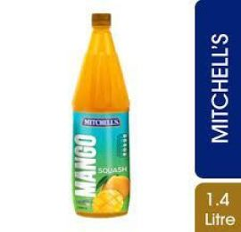 Mitchell's Mango Squash 1.4 Litre