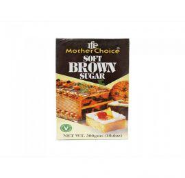 Mother Choice Soft Brown Sugar 300gm