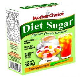 Mother choice diet sugar 100gm
