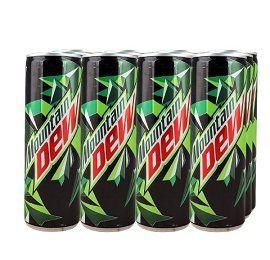 Mountain Dew 250 ml X 12