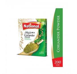 National Spices Coriander Powder 200gm