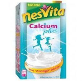 Nestle Nesvita Milk Carton 1Ltr x 12