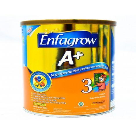 Enfagrow powder milk vanilla 800gm