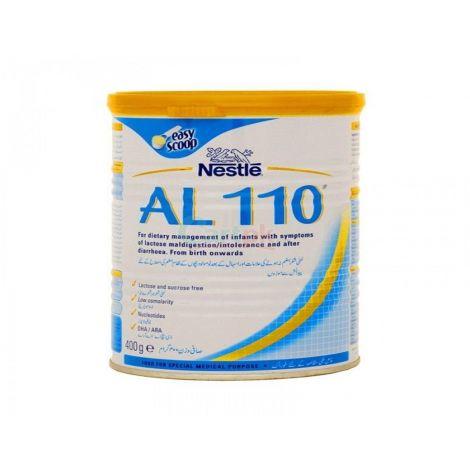 Nestle Al 110 Powder Milk Tin 400gm