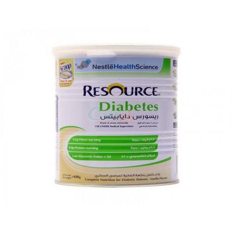 Nestle Resource Diabetes 400gm