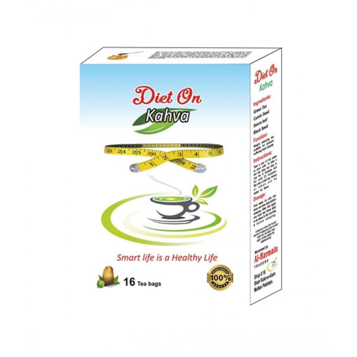 Al Harmain Herbals Diet on Kahva