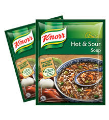 Knorr Soups Chinese Hot & Sour 50 gm