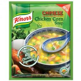 Knorr Soups Cream Chicken Corn 50gm