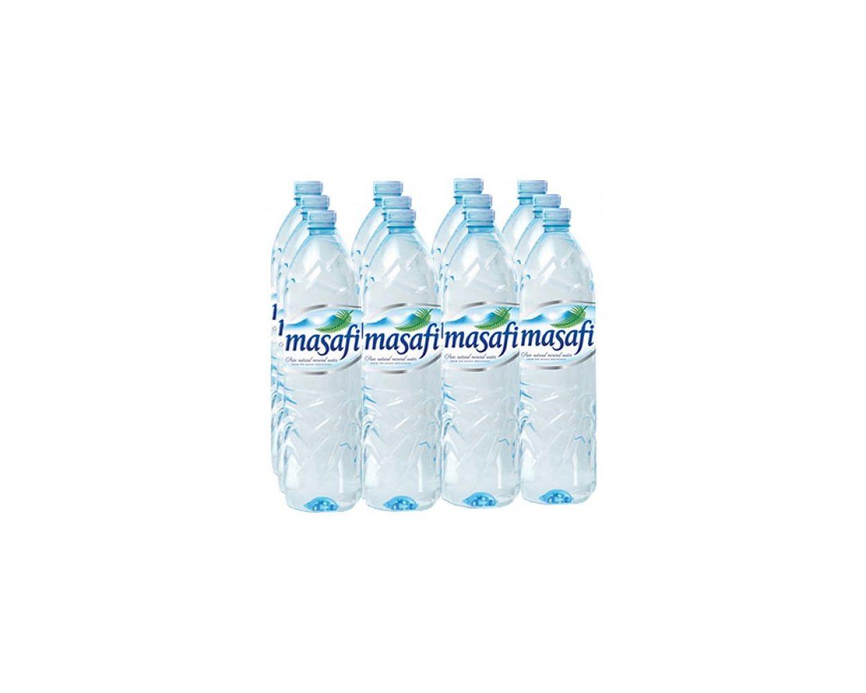 MASAFI PURE WATER BOTTLEL 500ML