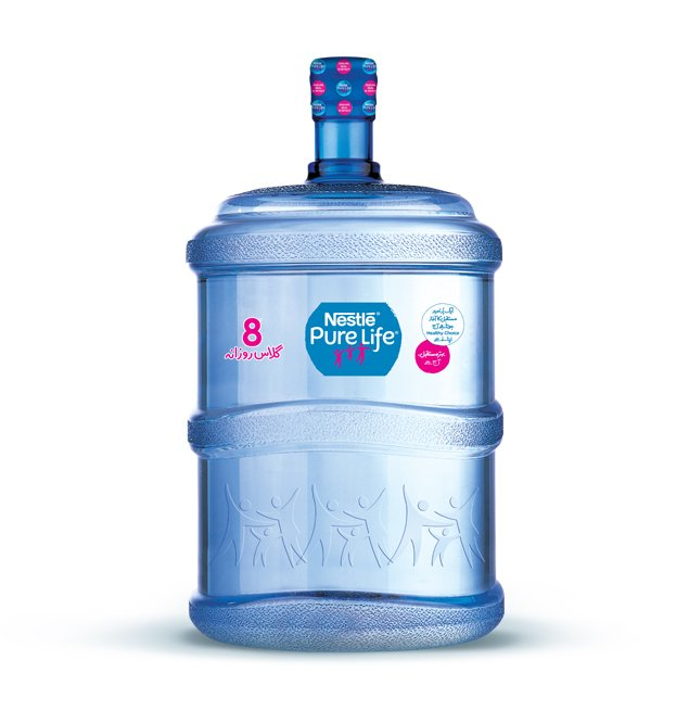 NESTLE 19 Liter Water Can