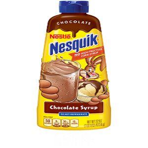 Nestle Nesquik Chocolate Syrup 625gm