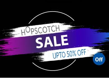 End season sale on Hopscotch